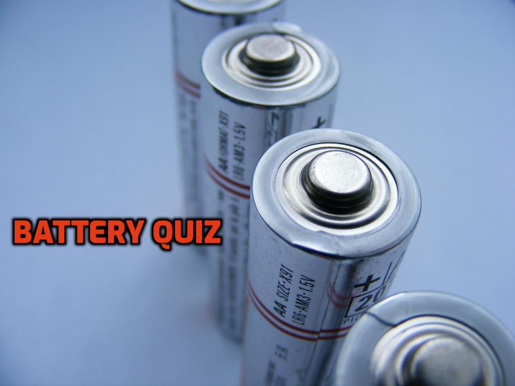 Battery 2BQuiz