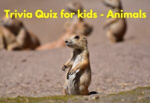 Best Trivia Questions on Animals Worksheet (Questions and Answers) [#1]
