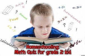 Best Math Quiz for grade 2 (+50 trivia Questions and Answers)