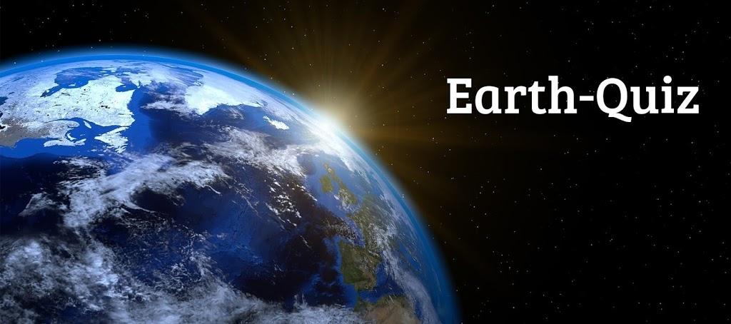earth 2Bquiz