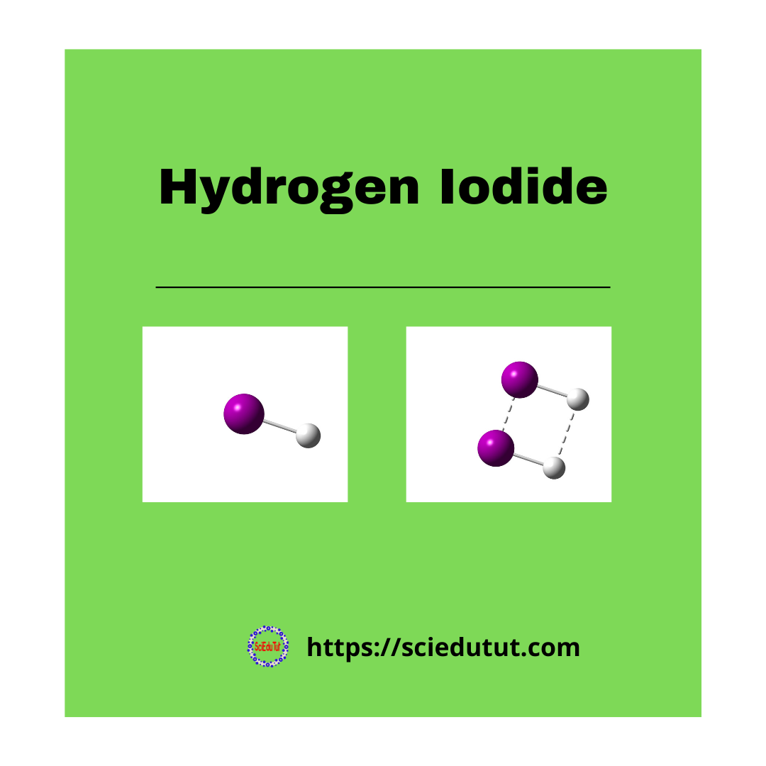 Hydrogen iodide cover
