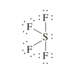 Lewis Structure SF4