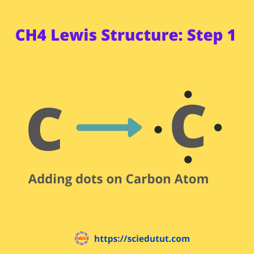 How to draw CH4 Lewis Structure?