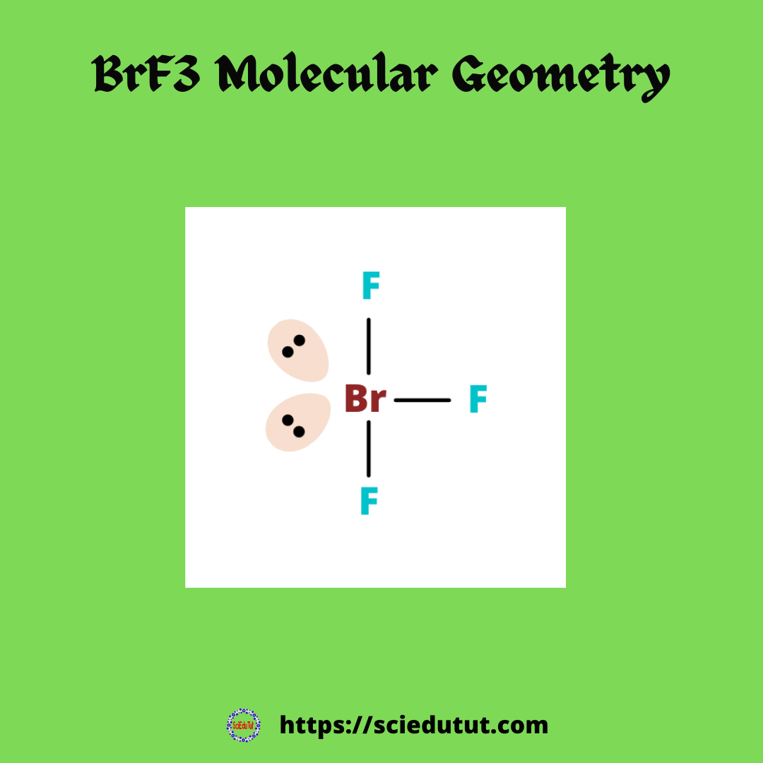 BrF3 Molecular Geometry