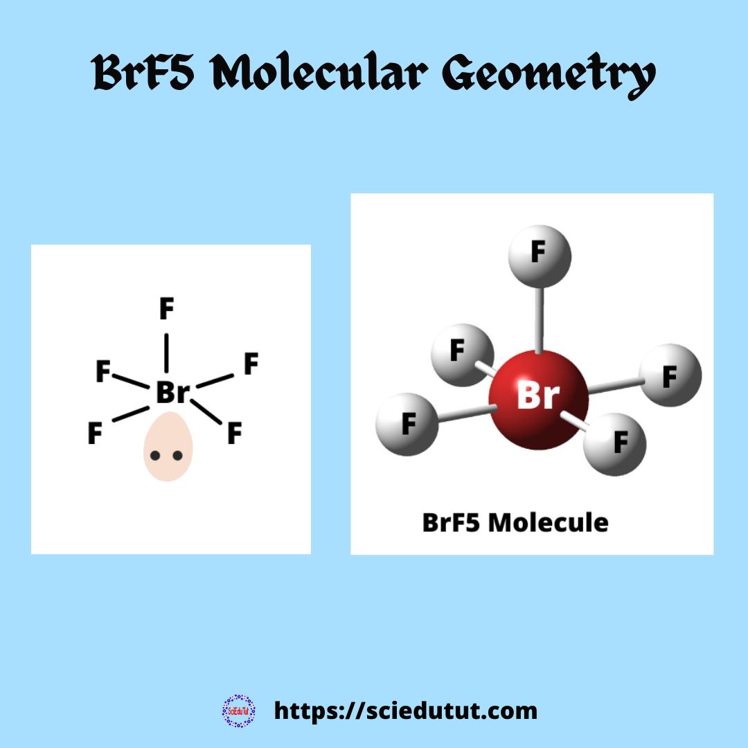 BrF5 Molecular Geometry