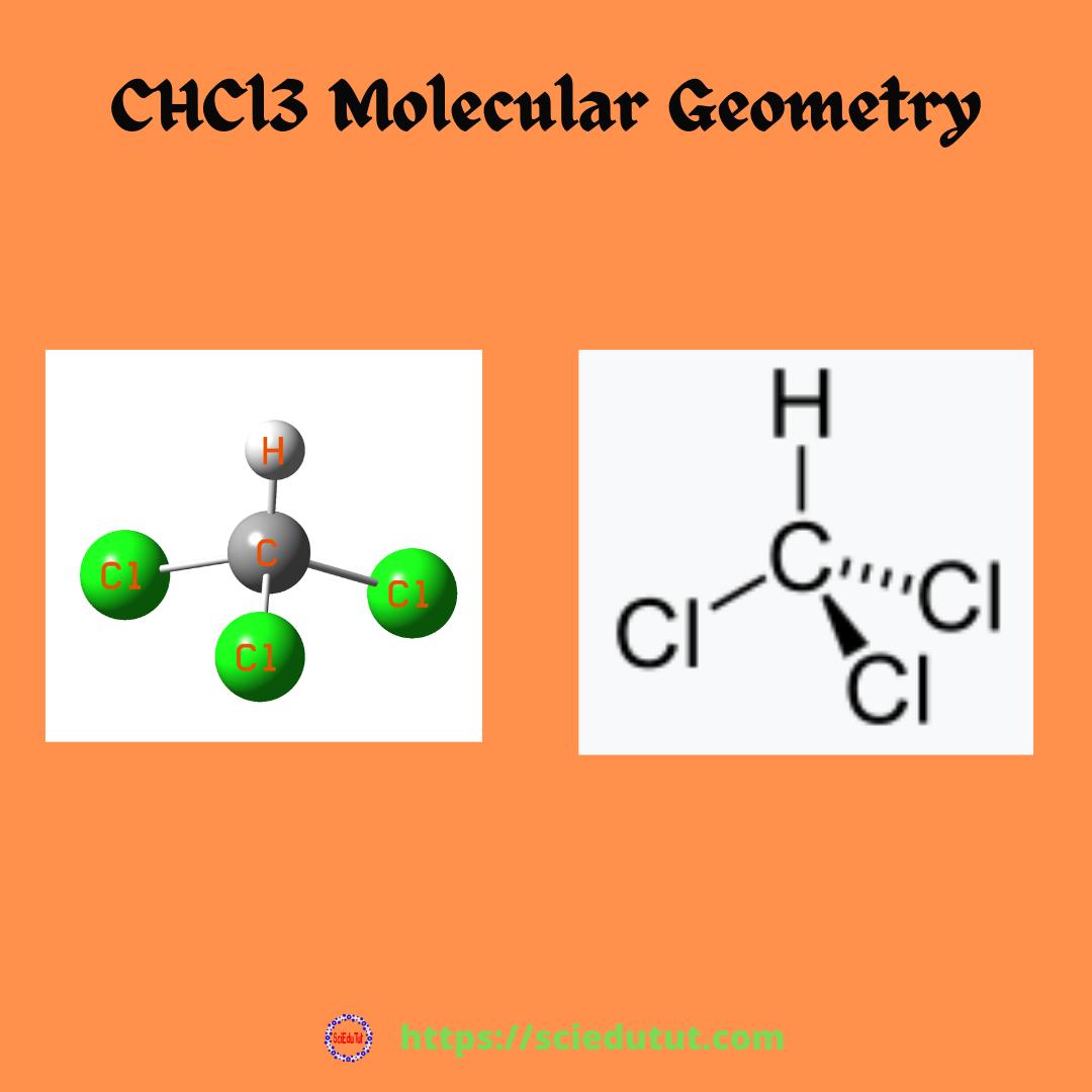 CHCl3 Molecular Geometry