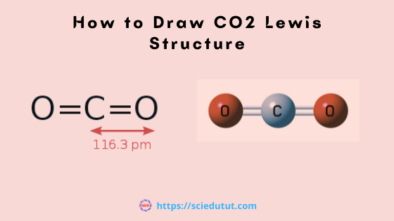How to draw CO2 Lewis Structure?