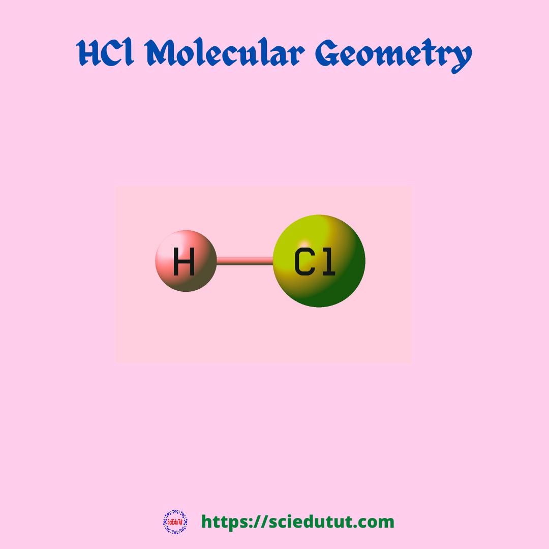 HCl Molecular Geometry