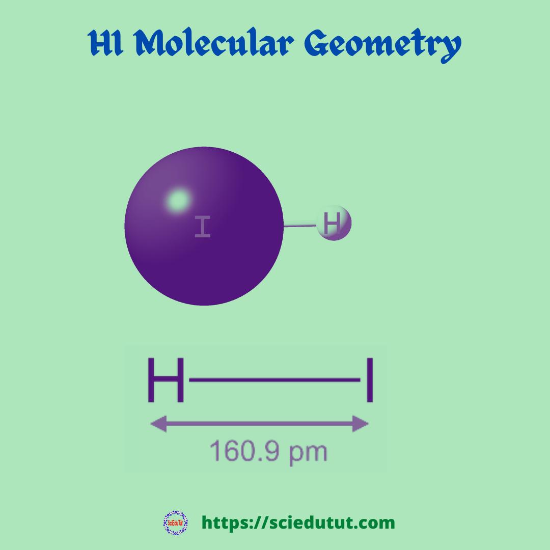 HI molecular geometry