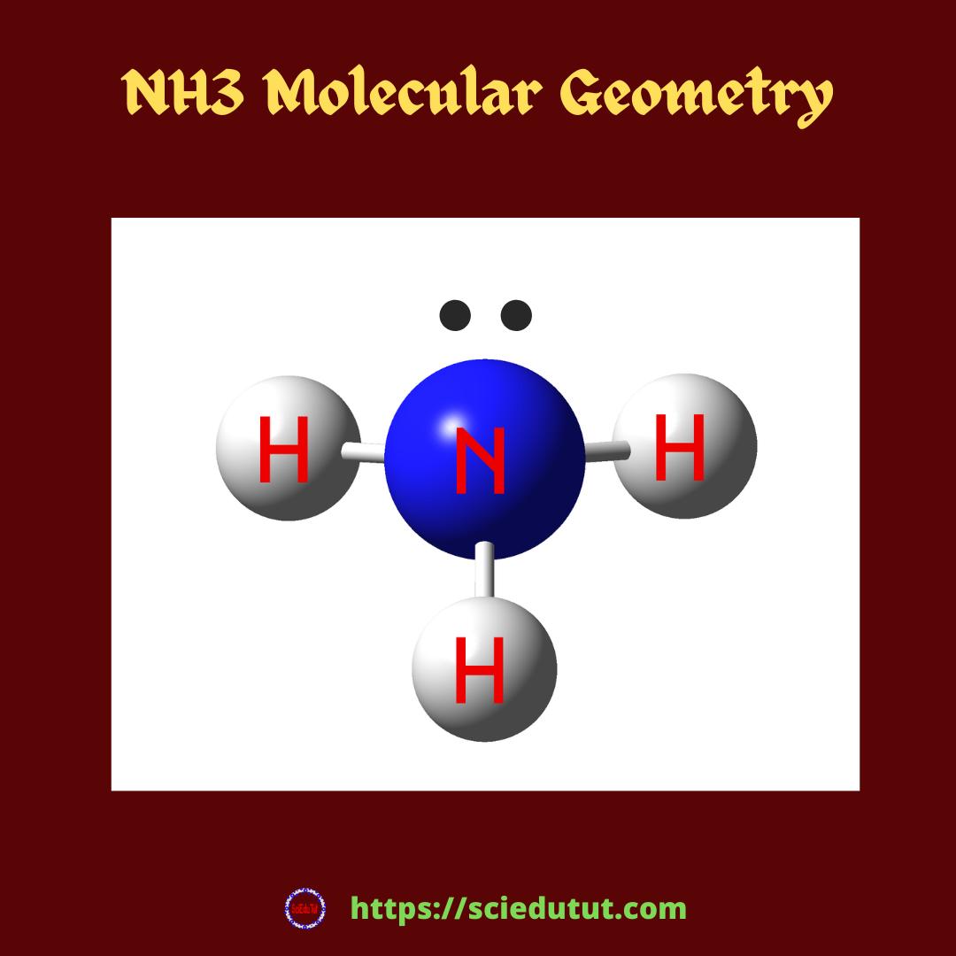 NH3 Molecular Geometry