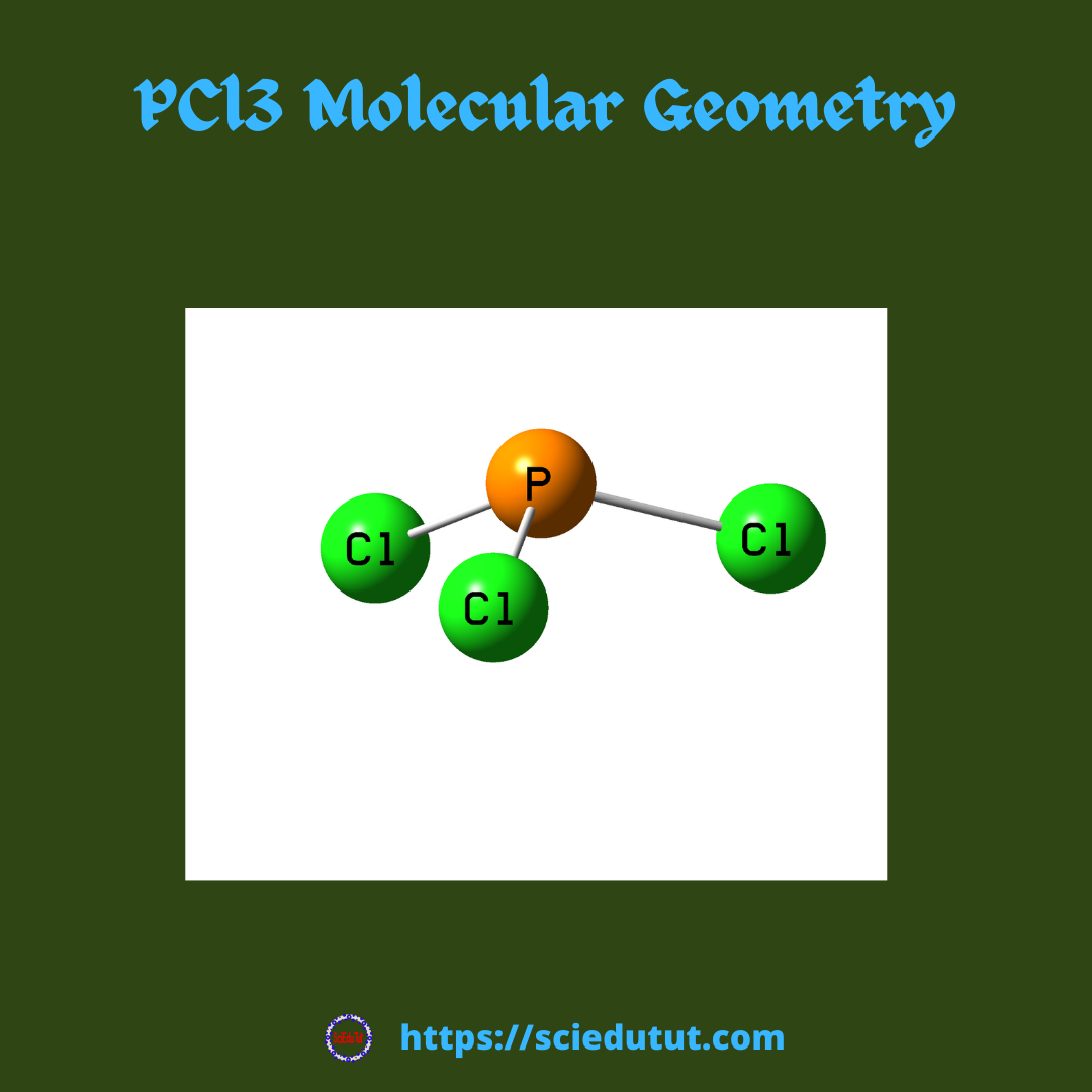 PCl3 Molecular Geometry