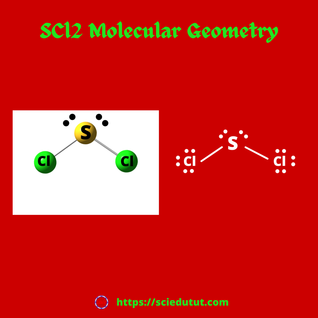 Scl2 Molecular geometry