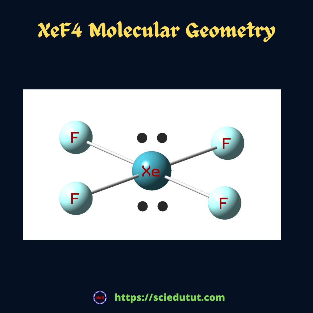 XeF4 Molecular Geometry