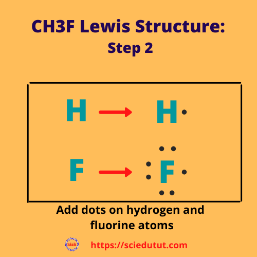 How to draw CH3F Lewis Structure?