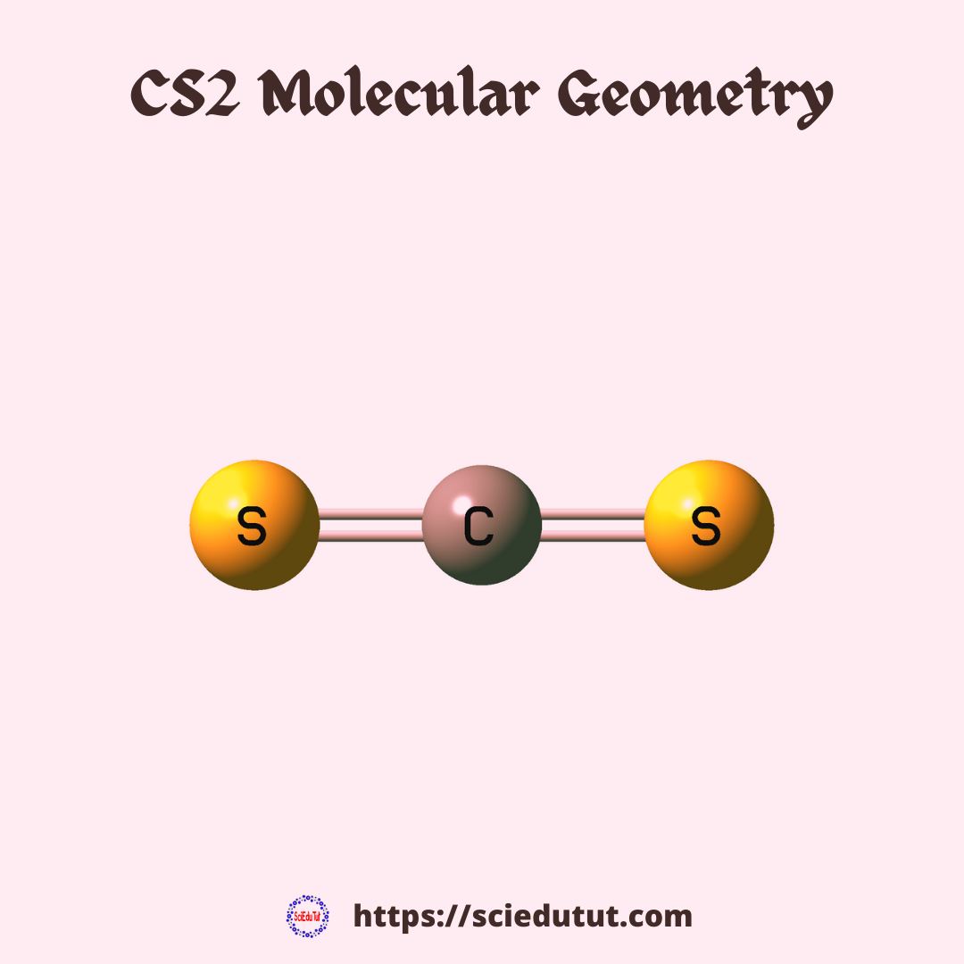 cs2 molecular geometry
