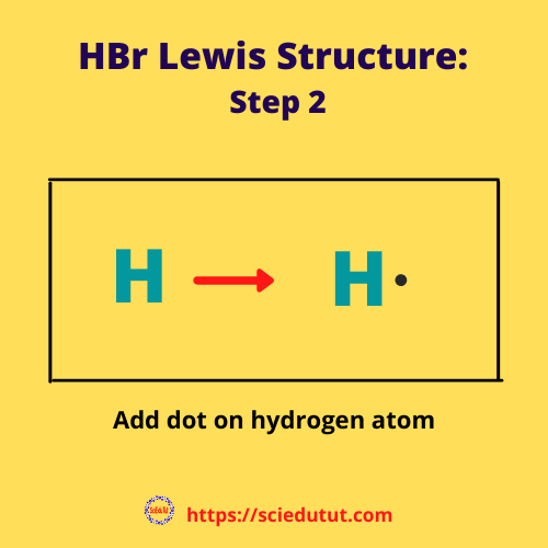 How to draw HBr Lewis Structure?