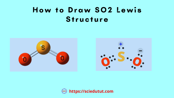 How to draw SO2 Lewis Structure?