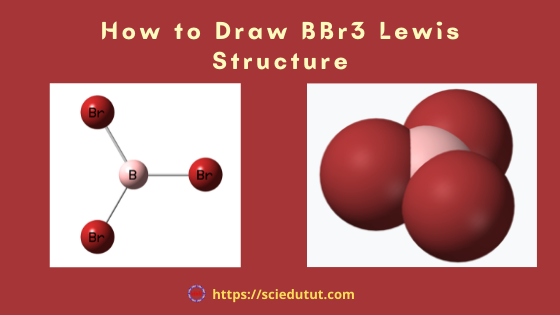 How to draw BBr3 Lewis Structure?