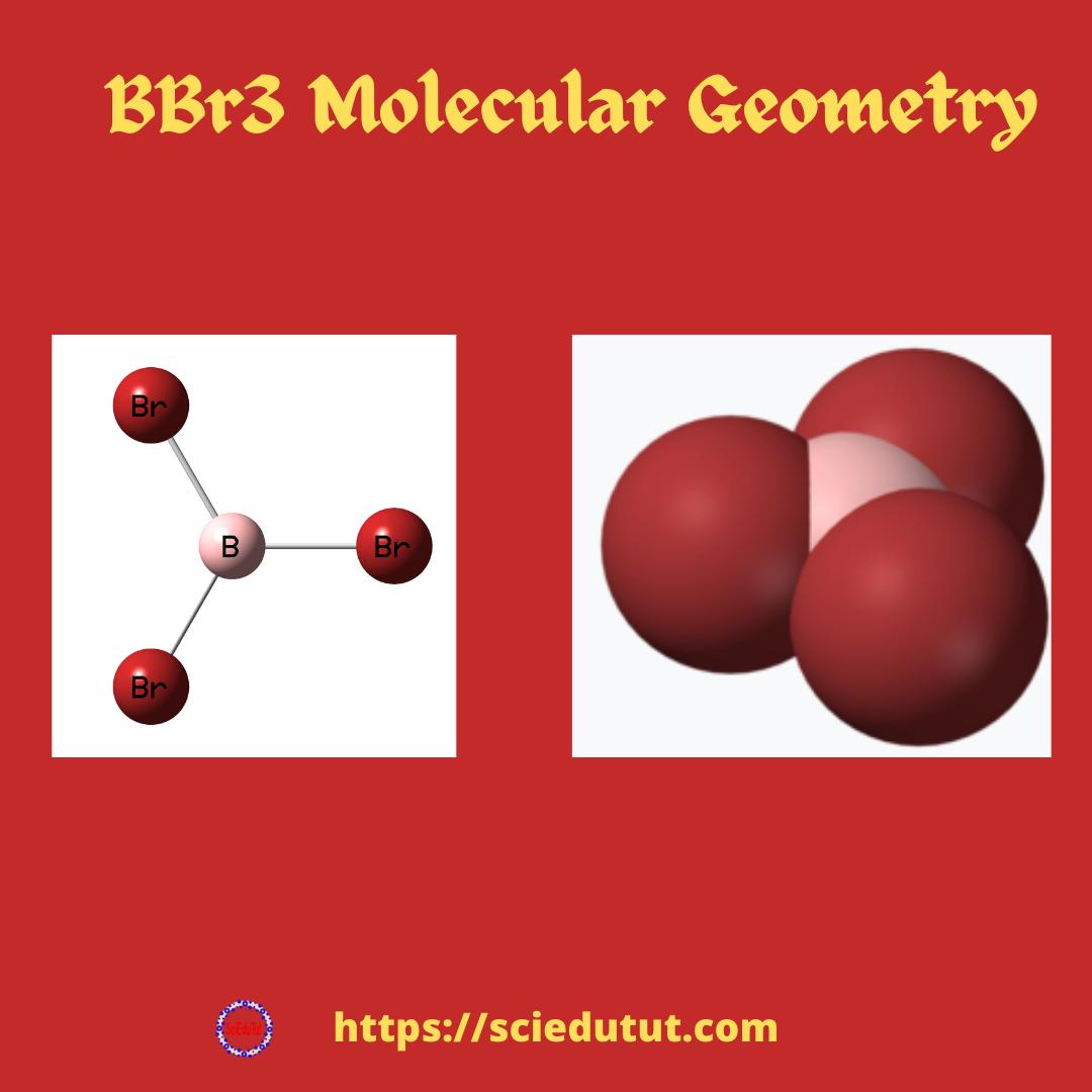 BBr3 Molecular Geometry