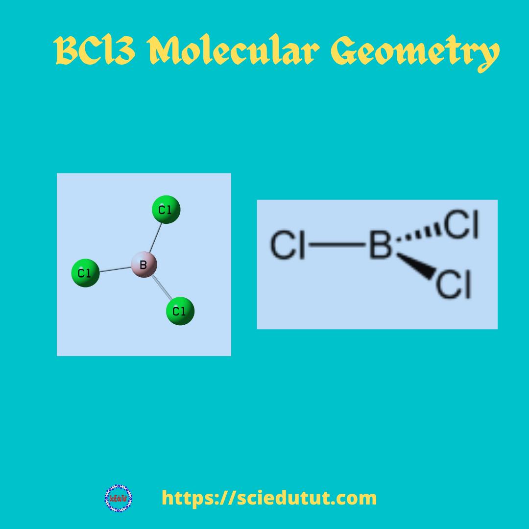 BCl3 Molecular Geometry