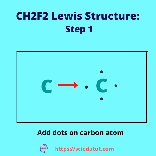How to draw CH2F2 Lewis Structure?