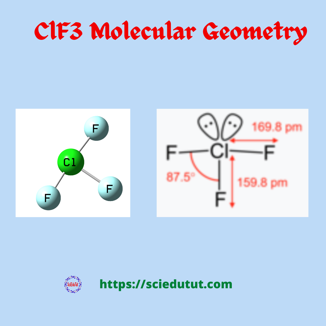 ClF3 Molecular Geometry
