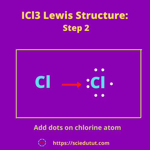 How to draw ICl3 Lewis Structure?