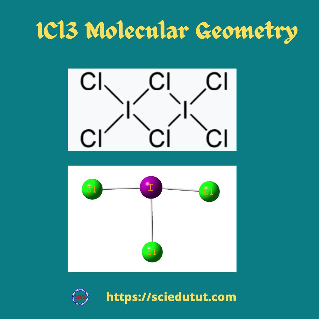 ICl3 Molecular Geometry