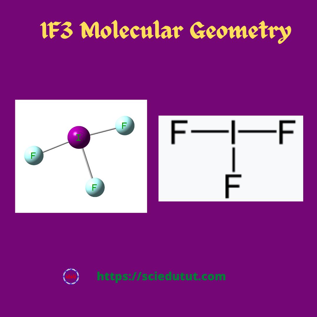 IF3 Molecular Geometry