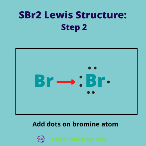 How to draw SBr2 Lewis Structure?