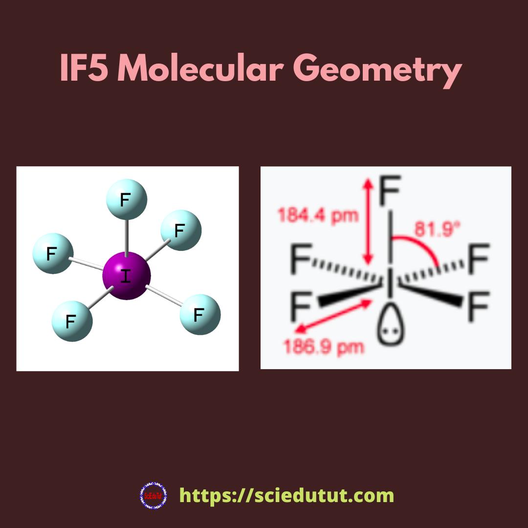 IF5 molecular geometry