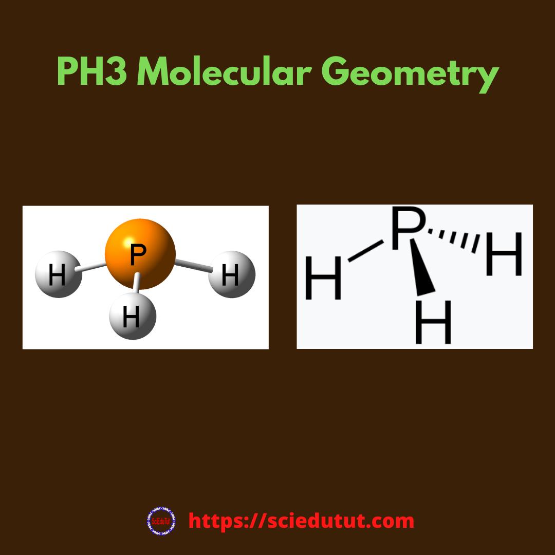PH3 Molecular Geometry