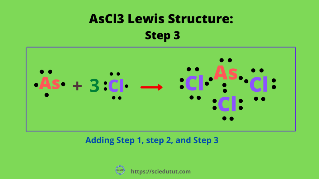 How to draw AsCl3 Lewis Structure?